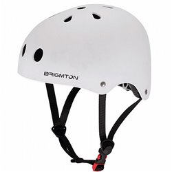 Casco per Hoverboard Elettrico BRIGMTON BH-1 Bianco