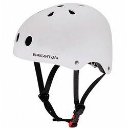 BRIGMTON Casco per Hoverboard Elettrico BH-1 Bianco