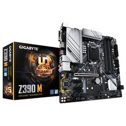 Scheda Madre Gigabyte Z390 M mATX DDR4 LGA1151 LED