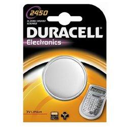 Batteria a Bottone a Litio DURACELL DRB2450 CR2450 3V