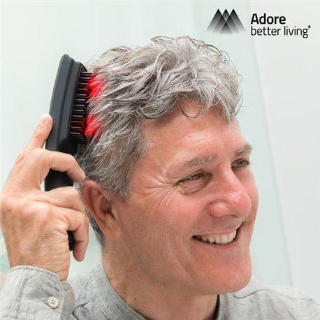 Cepillo Masajeador Anticaída con Láser Hair·Force One