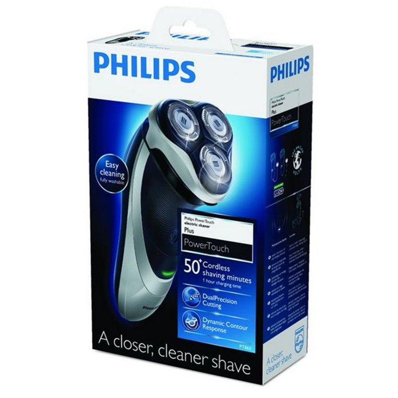 Philips SHAVER 5000 PowerTouch PT860