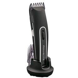 Rowenta TN 1410 cortadora de pelo y maquinilla Negro, Plata Recargable