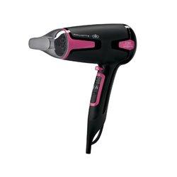 Rowenta CV3812 asciuga capelli Nero, Rosa 1700 W
