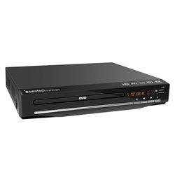 Lettore DVD con TDT Sunstech DVPMH225 USB HDMI Nero