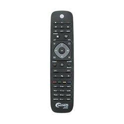 NIMO Philips Universal Remote Control MAN3073 Black