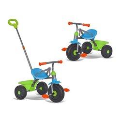 Triciclo 112907 Azzurro Verde