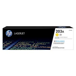 HP Toner original CCITOR0490 CF542A Jaune