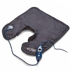 Bolsa Térmica para Cervicais e Ombros Solac CT8690 100W (49 x 56 cm) Preto