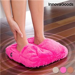 InnovaGoods Foot Massager Pink