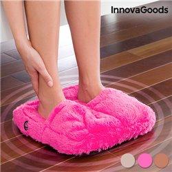 InnovaGoods Fußmassagegerät Graubraun