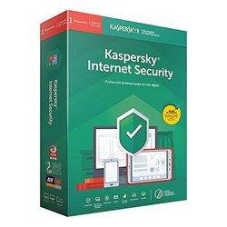 Kaspersky Lab Internet Security 2020 Licenza base 1 anno/i KL1939S5CFS-20