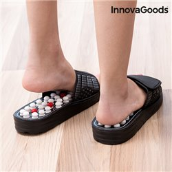 Chaussures d'acupuncture InnovaGoods L