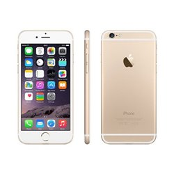 "Smartphone Apple Iphone 6S 5,5"" Full HD 2 GB RAM (A+) (Ricondizionato) 16 GB Rosa Oro"
