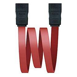 Cavo SATA NANOCABLE 10.18.0101-OEM 0,5 m Rosso