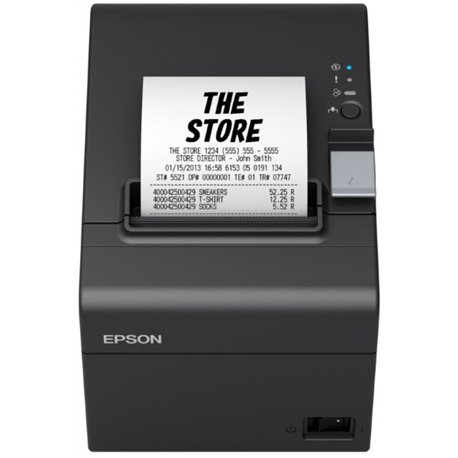 Stampante Termica Epson TM-T20III 250 mm/s 203 ppp Nero