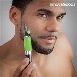 InnovaGoods Elektrisches Präzisions Haarschneidegerät mit LED