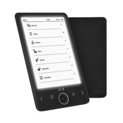 "eBook SPC 5610N 6"" 4 GB SD Nero"