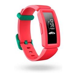 Orologi Sportivi Fitbit Ace 2 OLED Bluetooth 4.0 Rosso