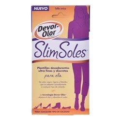 Solette Deodoranti Slim Soles Devor-olor 2 uds