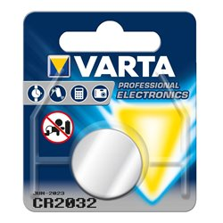 Batteria a Bottone a Litio Varta CR-2032 3 V
