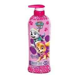 Schonendes Shampoo Cartoon