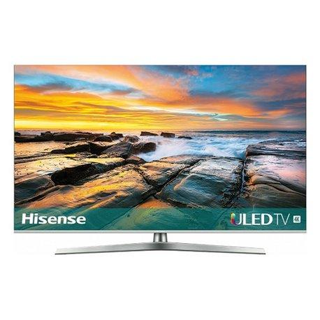 "Smart TV Hisense 50U7B 50"" 4K Ultra HD LED WiFi Argentato"