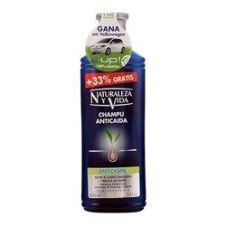shampooing anti-pellicule et antichute Naturaleza y Vida