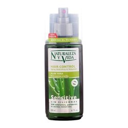 Naturaleza y Vida Natürliches Finish-Spray Hair Control