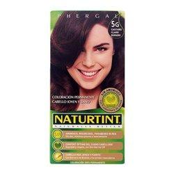 Intensive Repairing Behandlung Naturtint Naturtint Mahagoni-kastanie