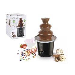 Fontana di Cioccolato Kiwi KG-5806 200 g 90W Nero