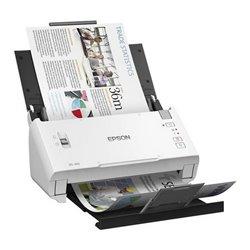 Scanner Fronte Retro Epson WorkForce DS-410 600 dpi USB 2.0 Bianco