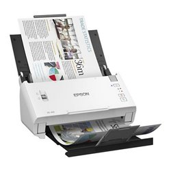 Scanner Fronte Retro Epson WorkForce DS-410 600 dpi USB 2.0 Bianco