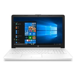 "Notebook HP 15-DA0208NS 15,6"" i3-7020U 8 GB RAM 256 GB SSD Bianco"