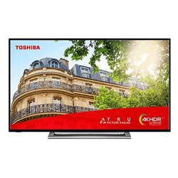 "Smart TV Toshiba 55UL3A63DG 55"" 4K Ultra HD LED WiFi Nero"