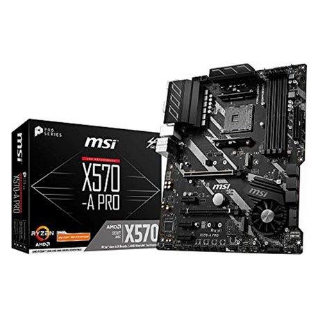 Scheda Madre MSI X570-A Pro ATX DDR4 AM4