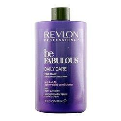 Après-shampooing pour cheveux fins Be Fabulous Revlon