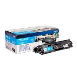 Toner Originale Brother TN321C Ciano