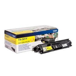 Toner Originale Brother TN321Y Giallo