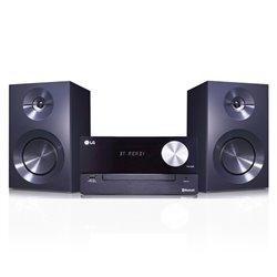 Mini impianto Stereo LG CM2460 100W USB/Bluetooth TV Sound Sync MP3/CD/WMA