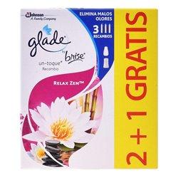 Ricambi Per Diffusore Per Ambienti Glade Brise (3 pcs) Relax Zen