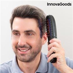 Ensemble de Brosse Électrique Anti-chute de cheveux avec Accessoires InnovaGoods (12 Pièces)