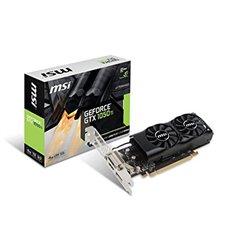 Scheda Grafica MSI VGA NVIDIA GTX 1050 Ti 4GT LP 4 GB GDDR5