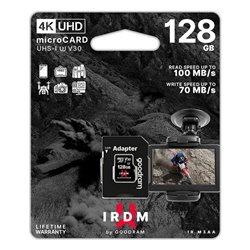 Scheda Di Memoria Micro SD con Adattatore GoodRam M3AA 64 GB