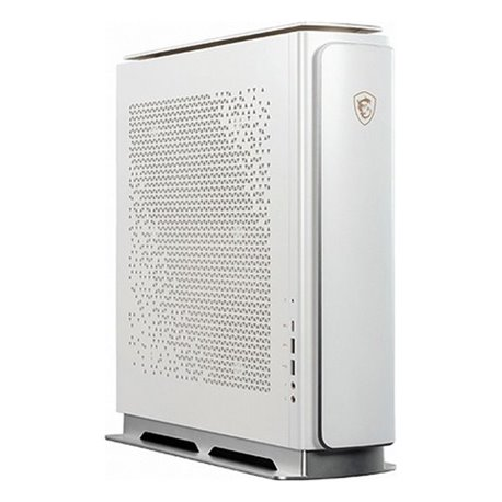 PC da Tavolo Gaming MSI PE100-023IB i9-9900 64 GB RAM 5 TB RTX 2080 Bianco