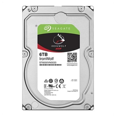 Hard Disk Seagate ST6000VN0033 6 TB 3.5