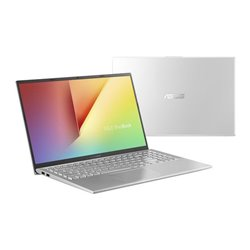 """Notebook Asus S512FJ-BQ076T 15,6"""" i5-8265U 8 GB RAM 256 GB SSD Argentato"""