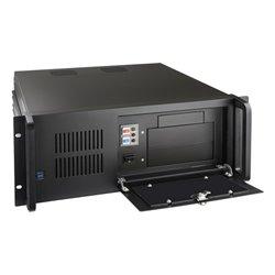 """Cassa ATX TooQ RACK-406N-USB3 19"""" 4U Nero"""