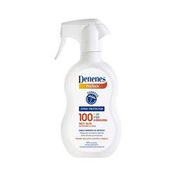 Spray Protecteur Solaire Spf 100 Denenes 5550