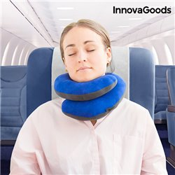 Almofada Cervical com Suporte para o Queixo InnovaGoods